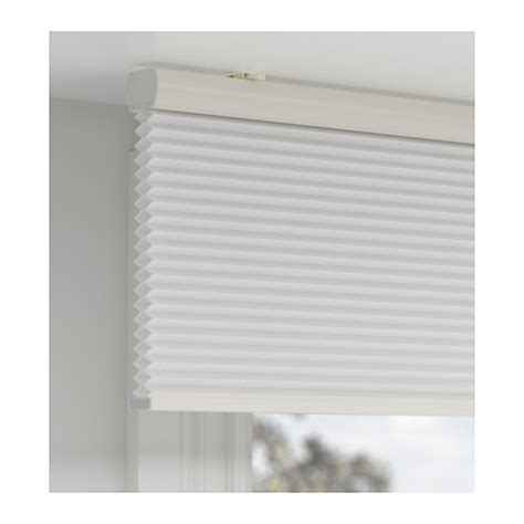 Bathroom Window Curtain Ideas ikea hoppvals cellular blind can be mounted on the wall or