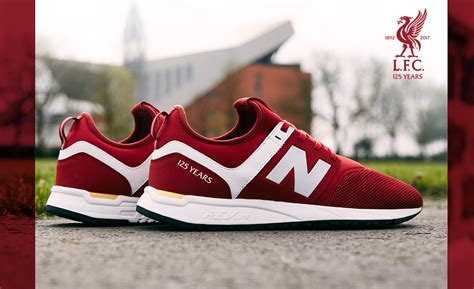 liverpool football shoes new balance launches liverpool fc sneaker to celebrate the