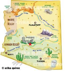 arizona maps for sale my arizona state report
