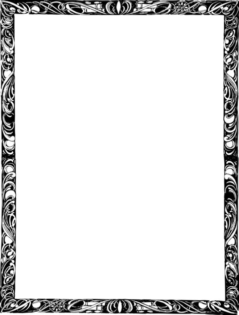 Clipart   border with books
