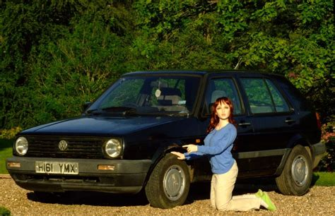 old volkswagen golf blow up doll used to sell old vw golf on ebay autoevolution