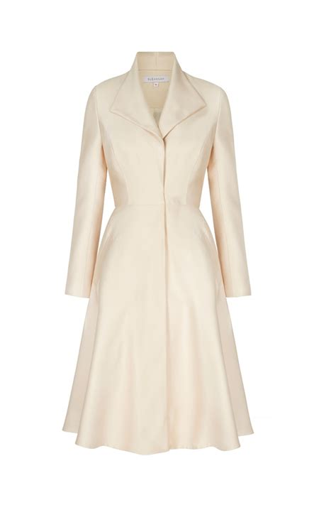 Dress Coat the revere collar coat dress