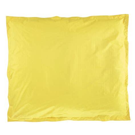 cuscini pavimento cuscino da pavimento giallo multicolor maisons du monde