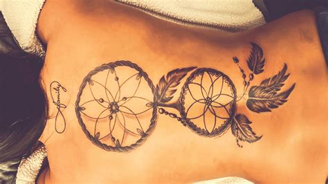 dreamcatcher tattoo meaning dreamcatcher meaning tattoos