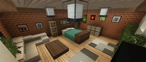 minecraft home interior ideas five interior builds you might missed minecraft