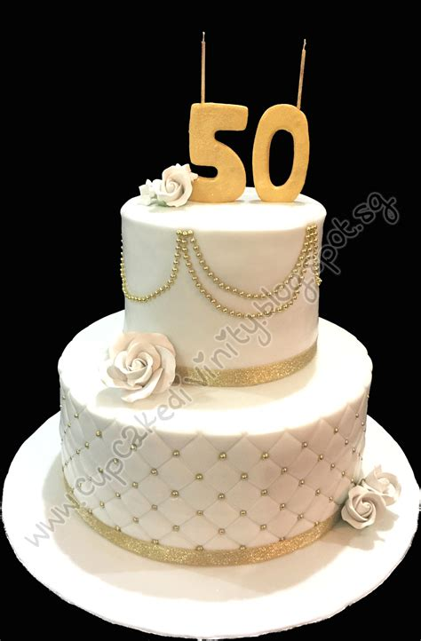 Two Tiers Gold Lace Theme Cake Platter cupcake divinity customised 2 tier gold and white theme