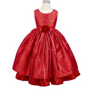 Christmas dresses for toddlers size 3 4 red girls christmas holiday