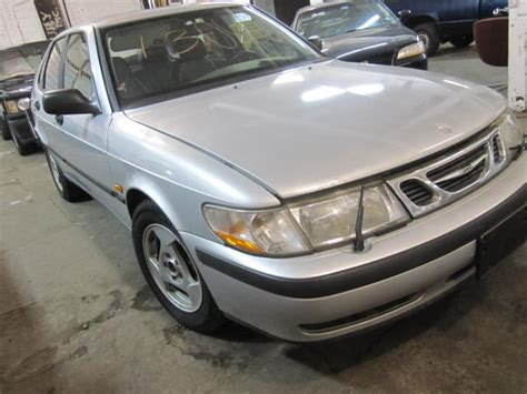parting out a 1999 saab 9 3