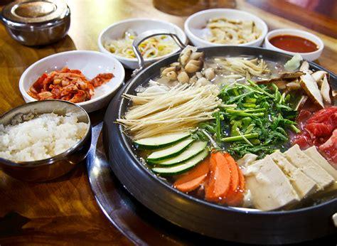 Imagenes Comida Coreana | comida coreana tradicional platos t 237 picos