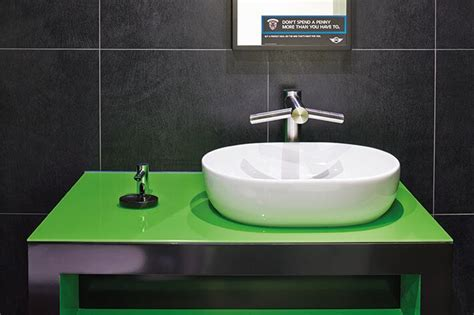 dyson sink with dryer dyson airblade tap dryer wash and at the sink