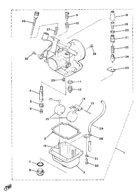 yamaha chappy wiring diagram wiring diagram manual