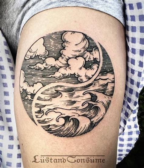 12 best tattoos 4 tessa images on pinterest tattoo ideas dotted tattoo clouds sunshine google zoeken