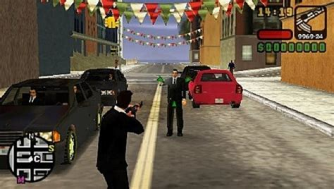 psp themes gta liberty city stories grand theft auto liberty city stories review games