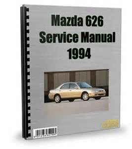 mazda 626 1994 service repair manual download download