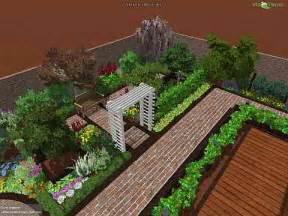 Fruit Garden Layout Edible Landscaping Attractive Herb Vegetable Gardens