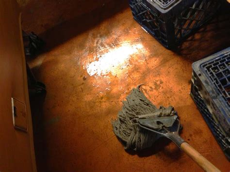 Water Seeping Through Basement Floor by What To Do About Water Seeping Through Basement Floor