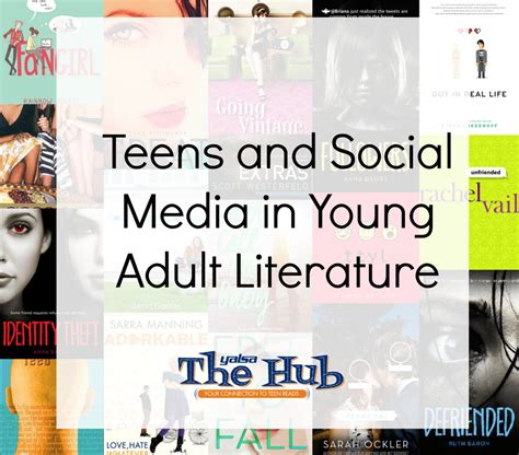 take me on a coming of age ya pushing the limits books coming of age social media in ya literature the hub