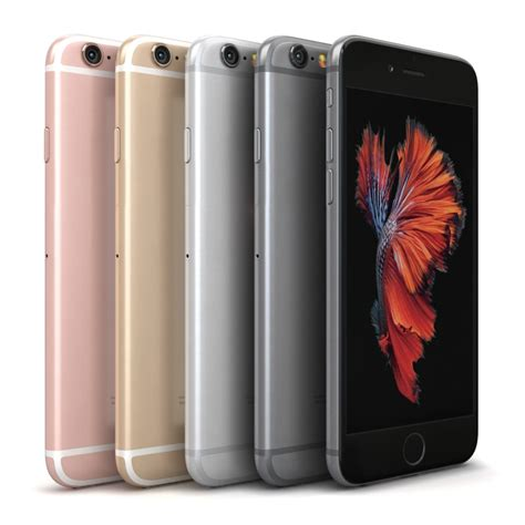 apple iphone 6s color 3d max