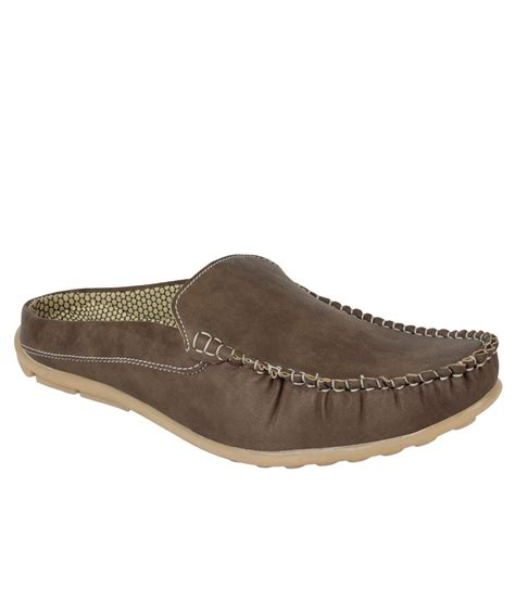 sports loafers i sports brown loafers price in india buy i sports brown