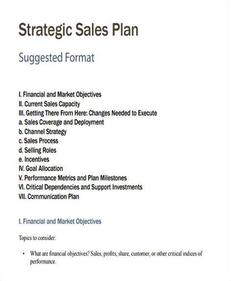 sales plan sle 4 sle territory sales plan 4