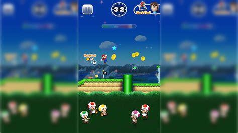 run ios on android mario run est 225 siendo creado con unity juegosadn