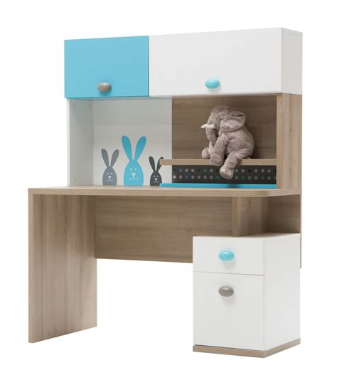 children desks newjoy blue bunny children s desk