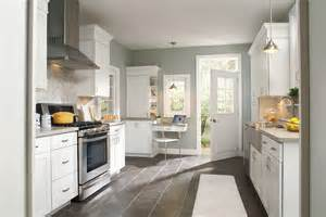 Kitchen White Cabinets Gray Walls Best Grey Wall Kitchen Ideas 6934 Baytownkitchen