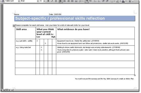 personal development portfolio template eportfolios approach