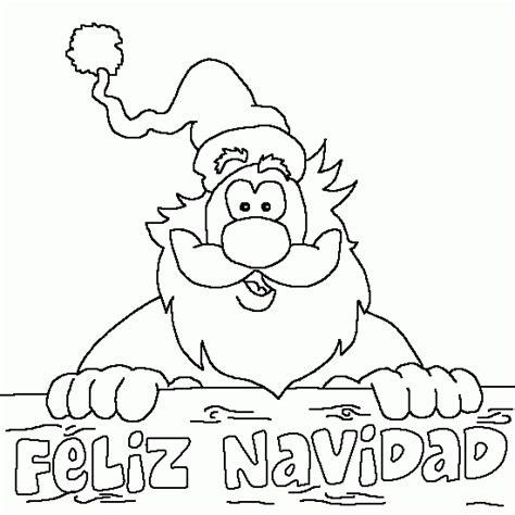 imagenes de santa claus leyendo cartas feliz navidad para colorear dibujos de navidad para imprimir