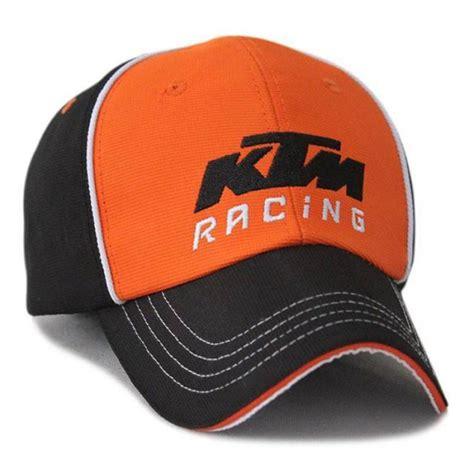 Ktm Hat Ktm Racing Orange Embrodery Baseball Hat Cap