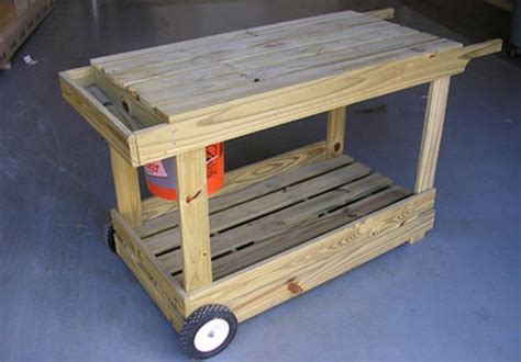 how to build a garden work bench diy potting bench ideas