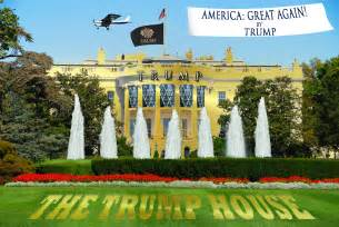 donald s house what would a donald white house look like realtor