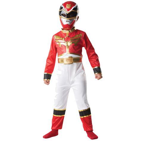 child power rangers fancy dress costume