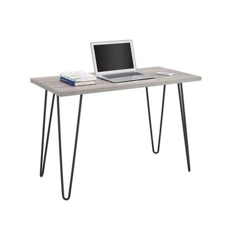 altra owen retro desk altra furniture owen home office desk in sonoma oak and