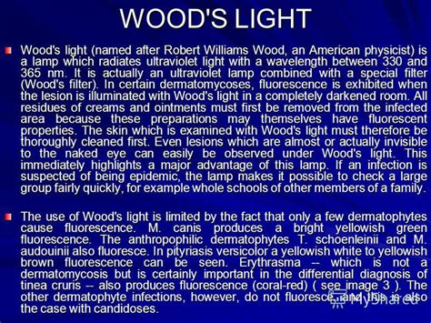 Wood S L Fungal Infection by Quot Dermatomycoses From To Toe