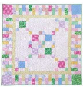 Free Patchwork Cot Quilt Patterns - easy baby crib quilt patterns sewing patterns for baby