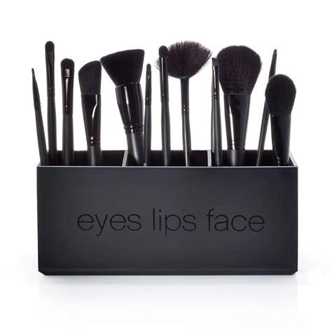 Makeup Brush Holder Set e l f studio large brush holder e l f cosmetics