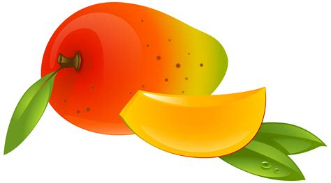 clipart images clipart of a mango collection