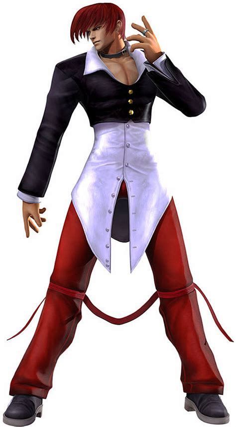 king of iori yagami king of fighters unbrindled instinct