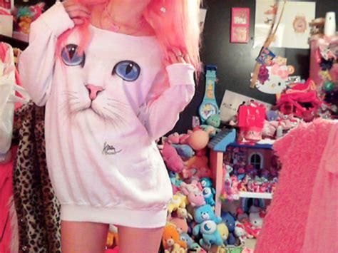 Dress Eye Catz sweater dress hello cats cats oversized sweater