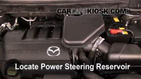 mazda 3 power steering light reset oil filter change mazda cx 9 2007 2014 2009 mazda cx
