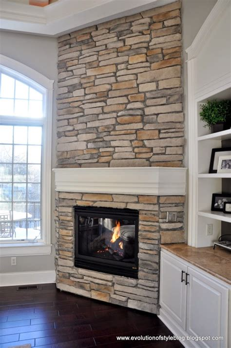 update your fireplace 9 great ways to update your home with