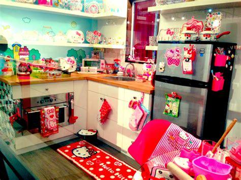 hello kitty house hello kitty kitchen