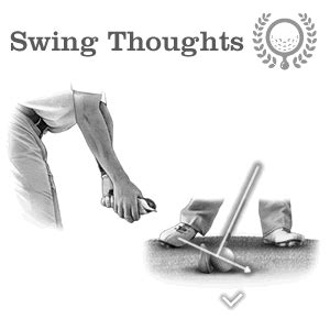 golf swing thoughts golf tips video golf lessons free online golf tips