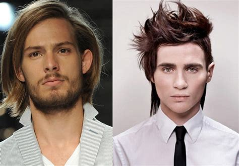 mens haircuts that slim the face pinterest the world s catalog of ideas