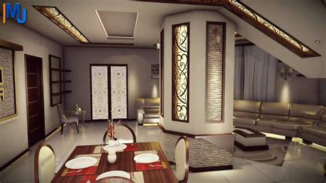 modern villa interior design 3d architecture design