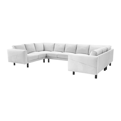 ikea white sectional norsborg sectional 7 seat finnsta white gray ikea