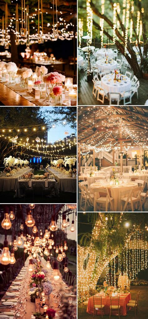 wedding reception lighting ideas top 8 trending decoration ideas for 2014 wedding receptions
