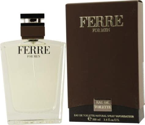 New Fragrance Ferre For By Gianfranco Ferre by Ferre New By Gianfranco Ferre 3 4 Oz Edt For Om