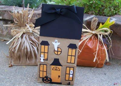 Brown Paper Bag Craft Ideas - preschool crafts for paper bag haunted